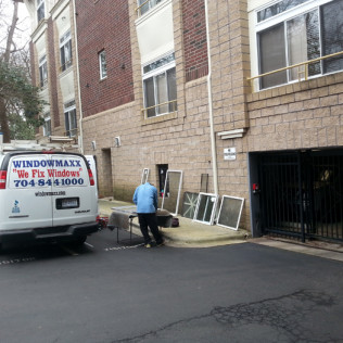 glass replacement huntersville nc